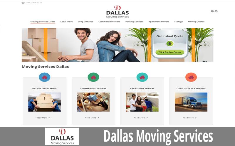 Dallas Moving Services