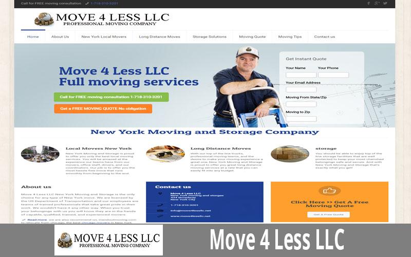 Move 4 Less LLC
