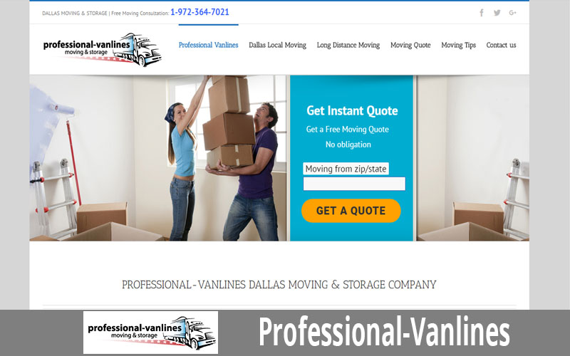Professional-Vanlines