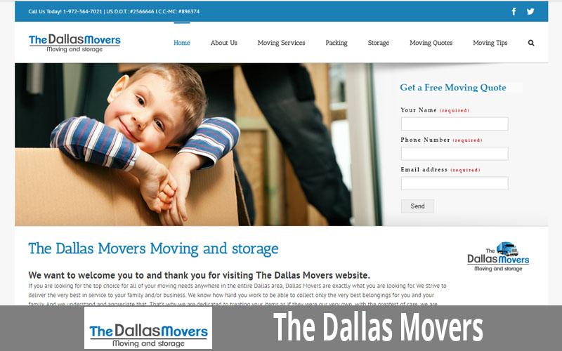 The Dallas Movers