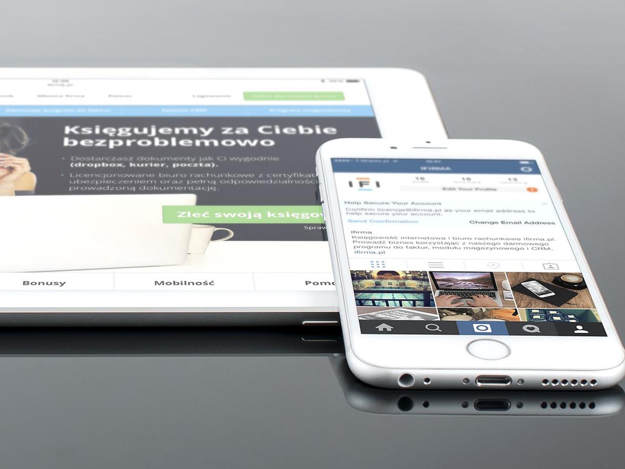 תמונת מכשירים ניידים - קידום במובייל וטאבלט - SEOUP